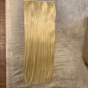 """New Blonde 23"""" Full Head 5 Clip Extensions #105"""